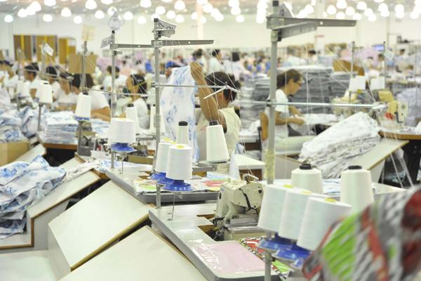 Indústria têxtil no RN: a atividade é uma das que pode receber o Proadi. A expectativa do Governo é ampliar o alcance do programa