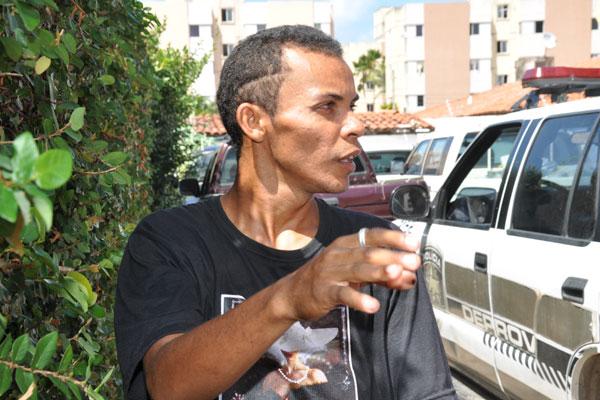 O jardineiro João Batista Caetano Alves é assassino confesso de Olga Cruz e Tatiana Cristina