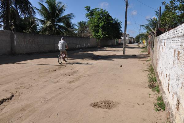 João Maria foi morto enquanto passava pela rua Alvoredo, em Parnamirim.