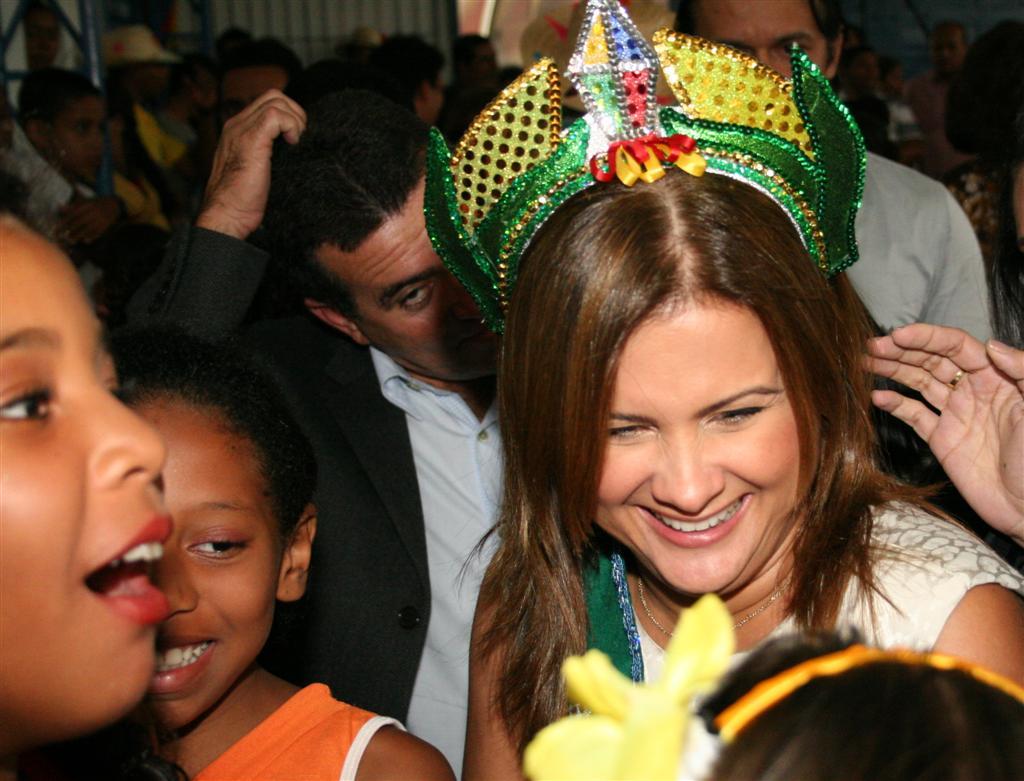 Prefeita Micarla de Sousa desiste de concorrer ao pleito de 2012