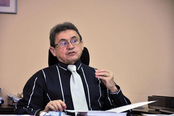 Secretário Alber da Nóbrega deixou a administração