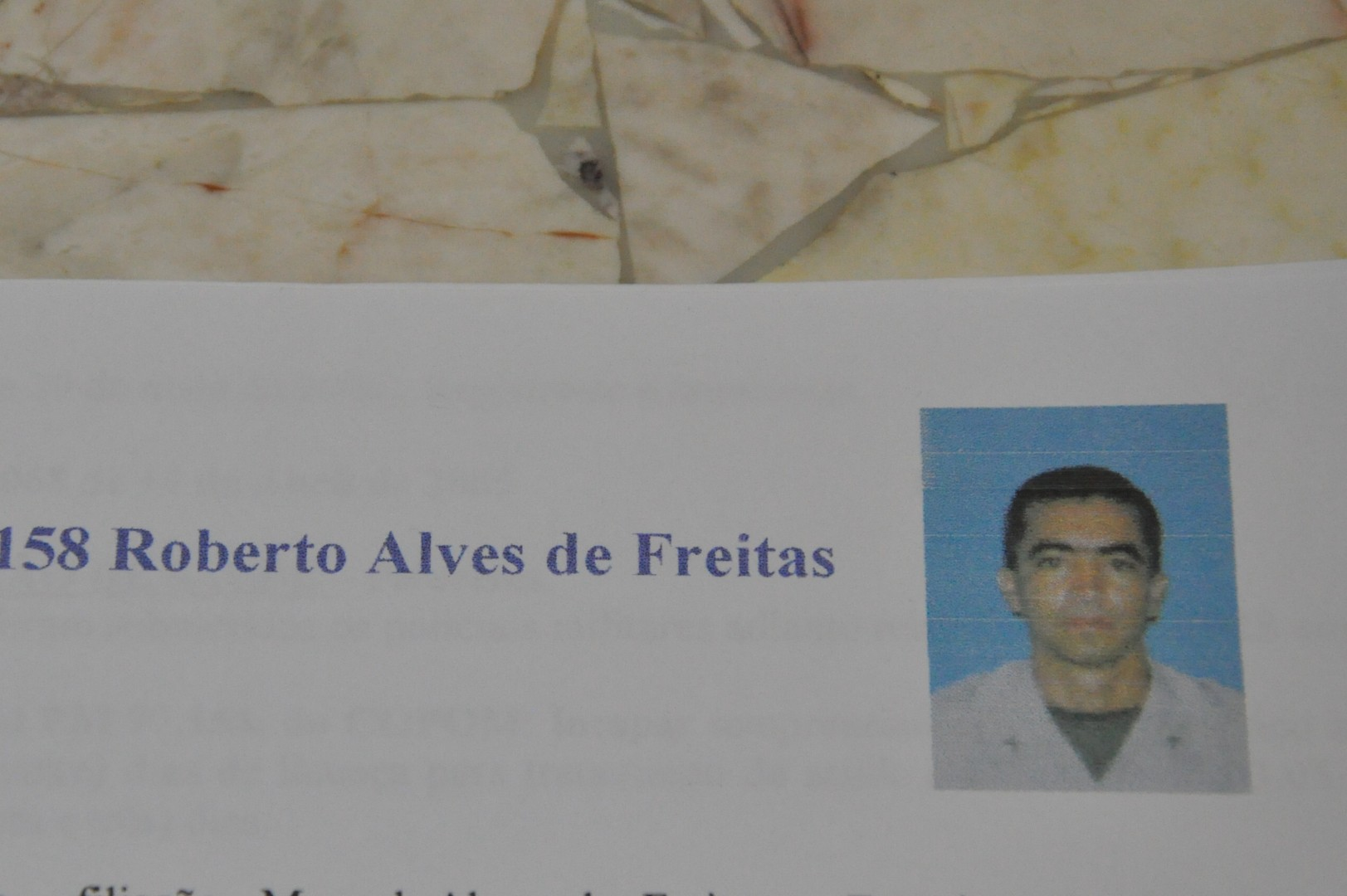 O soldado Roberto Alves de Freitas foi assassinado na noite do domingo passado