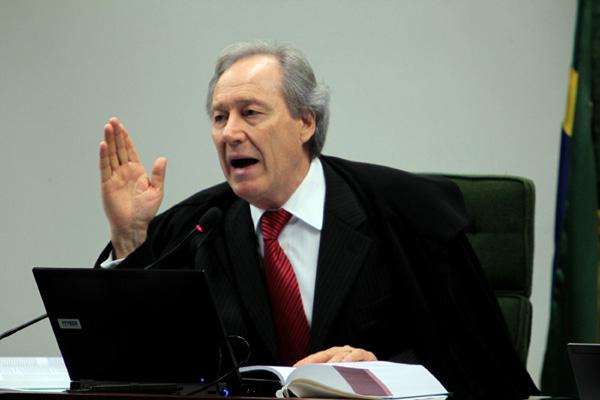 Lewandoski: demora no parecer criou mal-estar entre colegas e troca de farpas com o presidente do STF