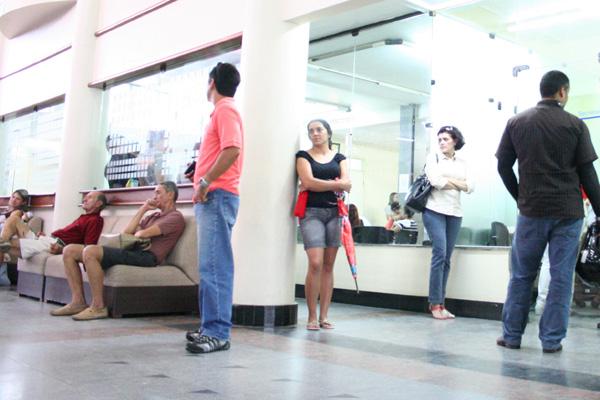 Paciência: no Rio Grande do Norte, os usuários de planos de saúde que buscam o setor de urgência de hospitais particulares, em geral aguardam mais de duas horas por atendimento