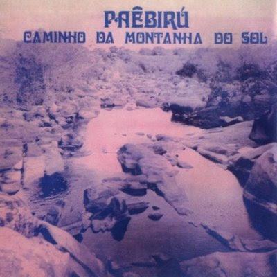 Capa do disco Paêbirú - Caminho da Montanha do Sol