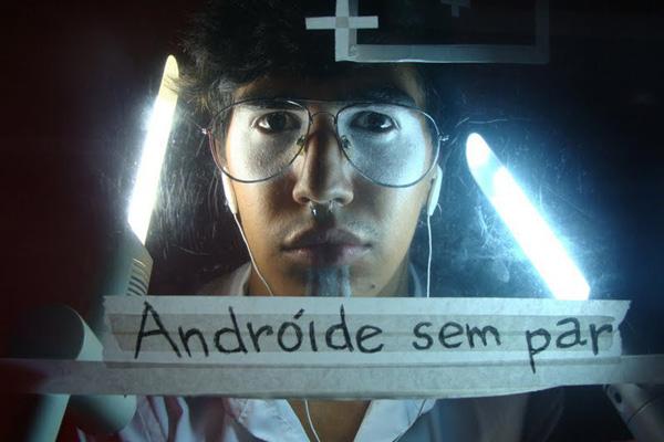 A banda Androide Sem Par, de Natal, publica quanto já faturou pela internet.