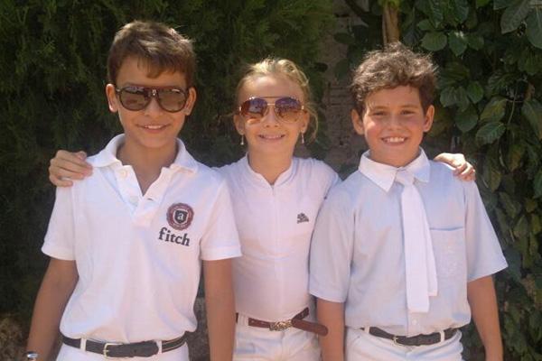 Os atletas do Rio Grande do Norte, Pedro Henrique Alves, Brunna Hosser e Victor Maia tentam títulos