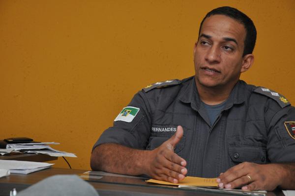Major Fernandes rebateu as acusações e disse que estava trabalhando em Macau na hora do crime