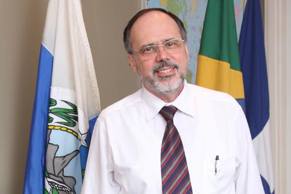 João Jornada - presidente do Inmetro