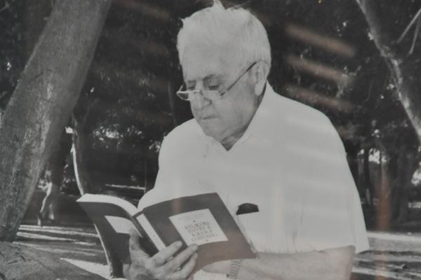 Centenário do intelectual terá livro Memória Viva de Otto Guerra.