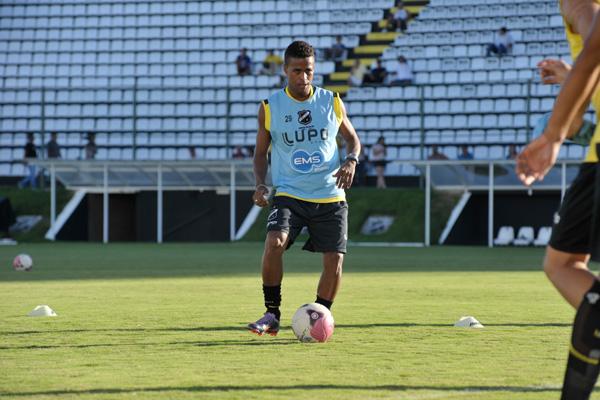 Com a impossibilidade de Pedro Silva atuar, Ivan será o primeiro dos novos reforços a fazer sua estreia com a camisa do clube potiguar