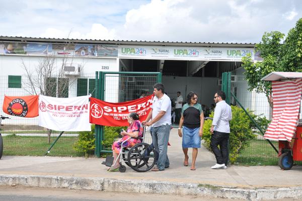 Direção da Unidade de Pronto Atendimento aponta sobrecarga de pacientes que deveriam ser atendidos em postos de saúde