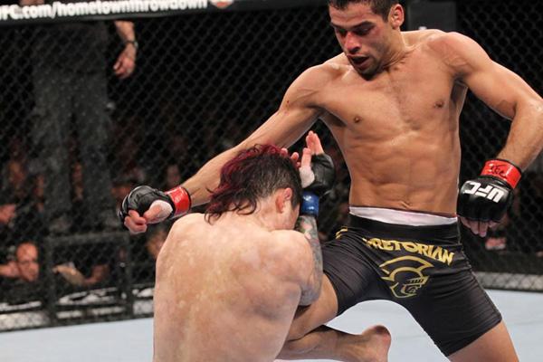 Renan Barão tem sido um dos grandes destaques do UFC e aposta em mais uma vitória para melhorar ainda mais o seu cartel. Luta agora é contra a balança.