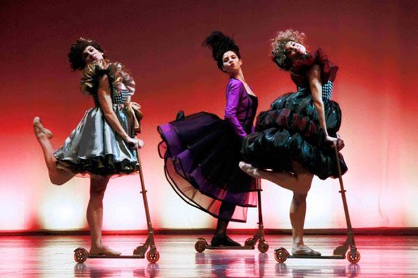 Encontro Nacional de Dança Contemporânea ocorre entre os dias 27 de julho e 5 de agosto