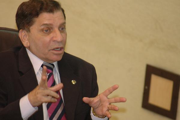 Luiz Almir (PV), vereador