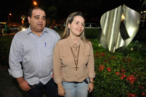 Bruno Cavalcanti foi o único eleitor a votar em Cláudia Roberta, que agora tomará posse na Câmara