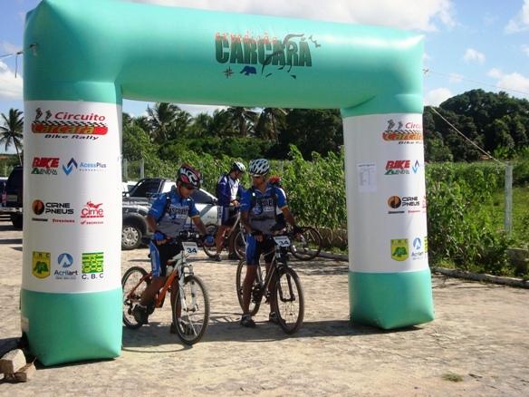 Duplas disputarão provas de 20km e 35km, nas categorias Turismo e Graduados