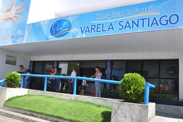 Direção do Varela Santiago afirma que 20% do pagamento referente ao mês de julho não será efetuado