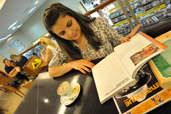 Café da Saraiva une sabores especiais e um pouco de música com o projeto Genot Maior