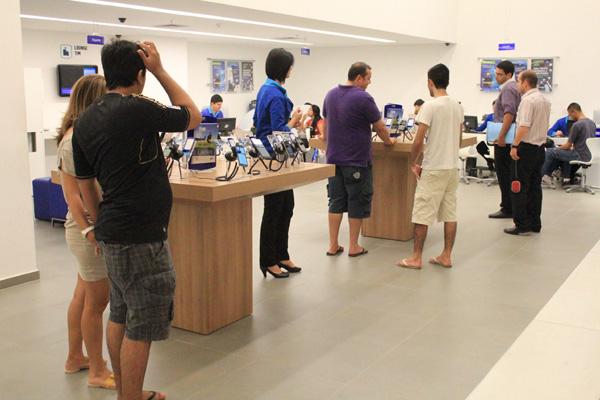 Loja da TIM: Anatel decidiu suspender vendas da operadora em 19 estados para melhorar serviços