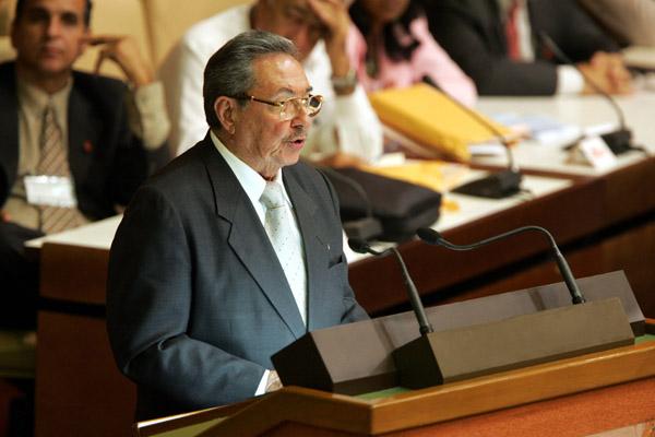 Raúl Castro aposta na energia verde como substituta do petróleo