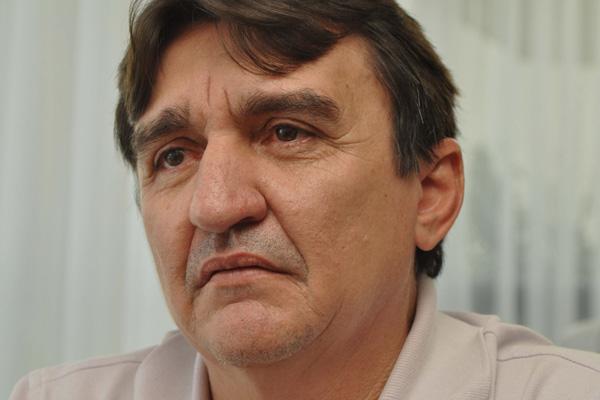 Empresário Porcino Júnior, pai do jovem Porcino Segundo, o Popó.