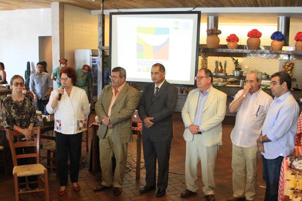 Agosto da Alegria almeja o turismo cultural, com a ajuda de parceiros e instituições como Sesc, Sebrae e UFRN.