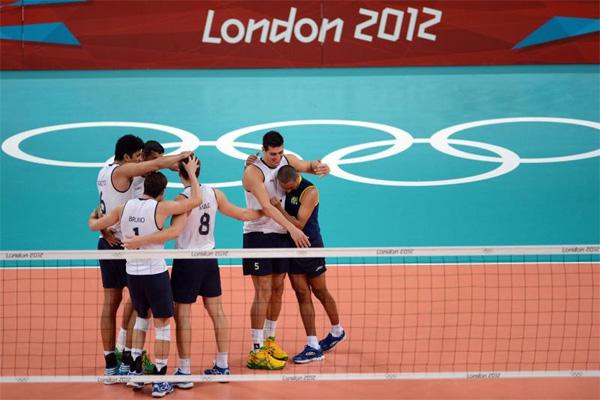 Seleção Brasileira foi vibrante para conquistar a sua segunda vitória nos Jogos Olímpicos de Londres.