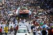 Procissão saiu do bairro Nazaré com destino à Catedral Metropolitana