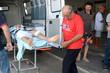 Alguns pacientes são transferidos para outros hospitais por causa do déficit de pessoal no Deoclécio Marques
