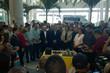 Políticos e autoridades se reúnem na inauguração do Aeroporto Internacional Governador Aluízio Alves