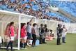 Banco de reservas do Cruzeiro de Macaíba comemora gol em cima do Lusaca Bahia