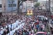 Multidão segue ao lado da imagem da Padroeira de Natal