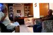 Magno e Eduardo Vila, do Grupo Vila, conversam com Laguardia durante as gravações do documentário Cais do Sertão
